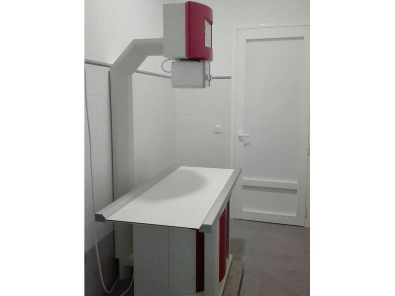 Equipos de diagnóstico por imagen
